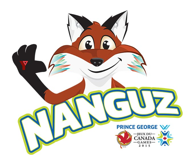 2015 Canada Winter Games Mascot