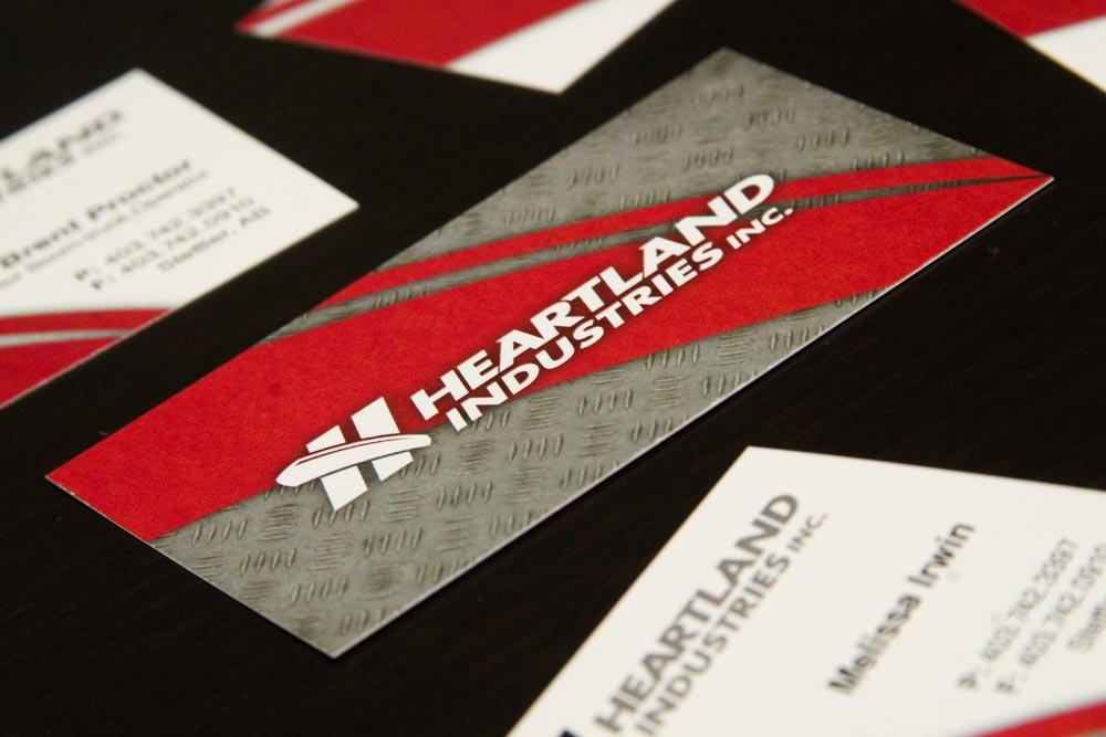 Heartland Industries Inc. Identity