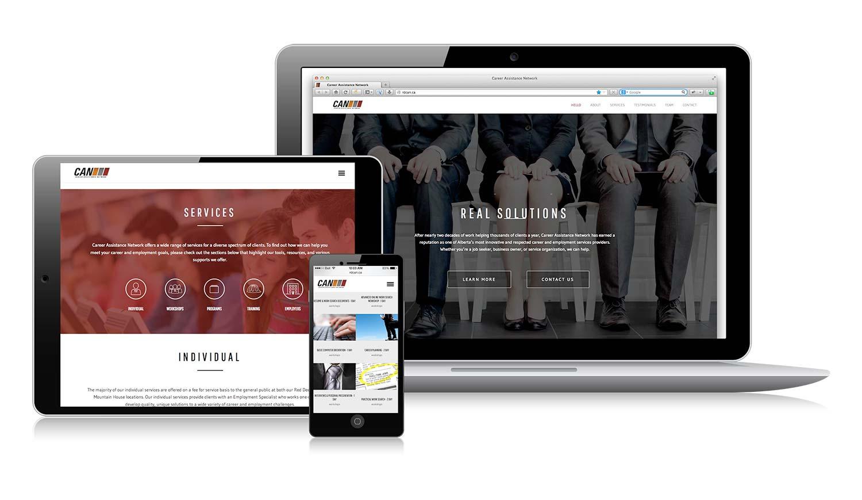 Career Assistance Network Website