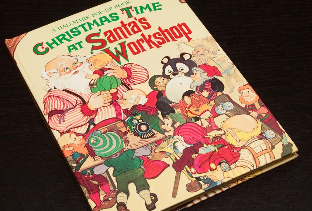 An Age Old Christmas Book Chronicled