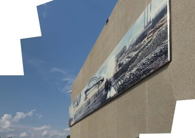 Water Treatment Mural