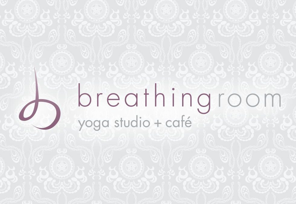 Breathing Room Yoga Identity