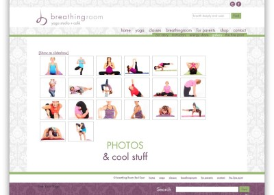 Breathing Room Yoga Studio