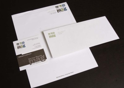 Red Deer Museum + Art Gallery Identity