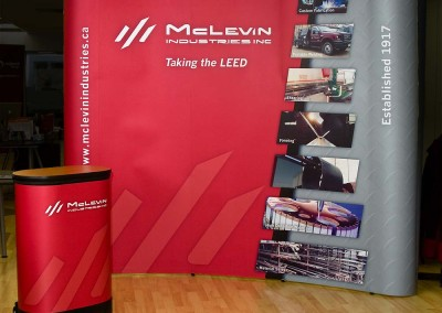 McLevin Industries Exhibit