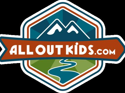 AllOutKids.com Logo