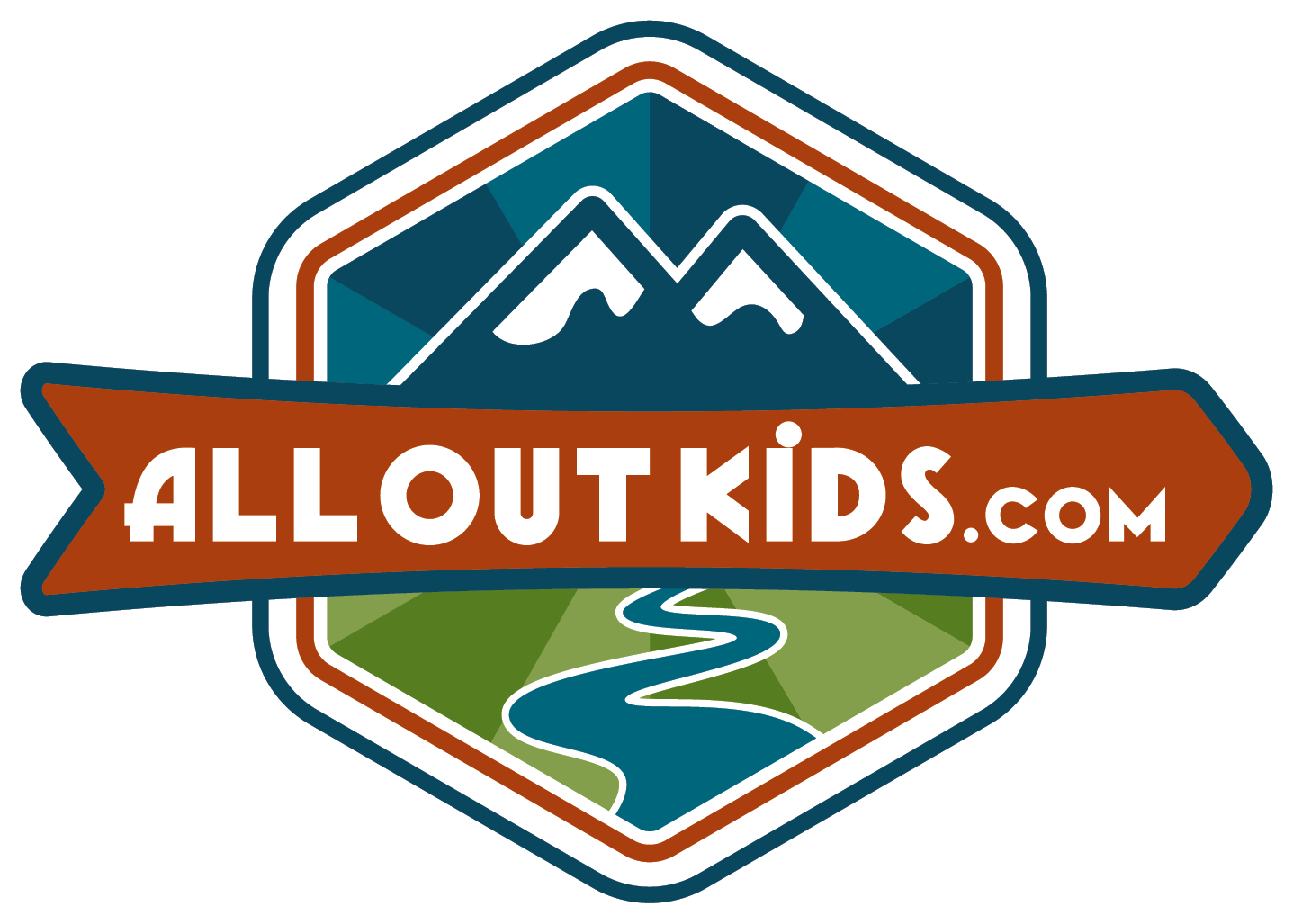 all out kids logo