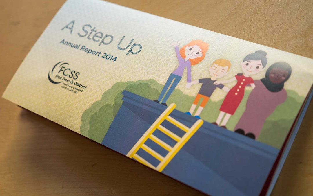Red Deer 2015 FCSS Annual Report