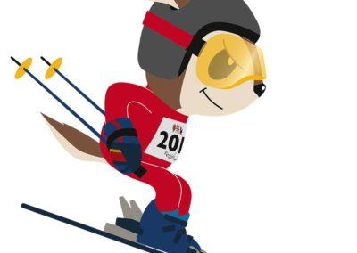 CWG19-Waskasoo-ski