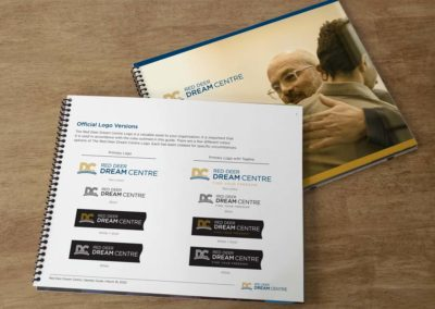 Red Deer Dream Centre Identity Guide