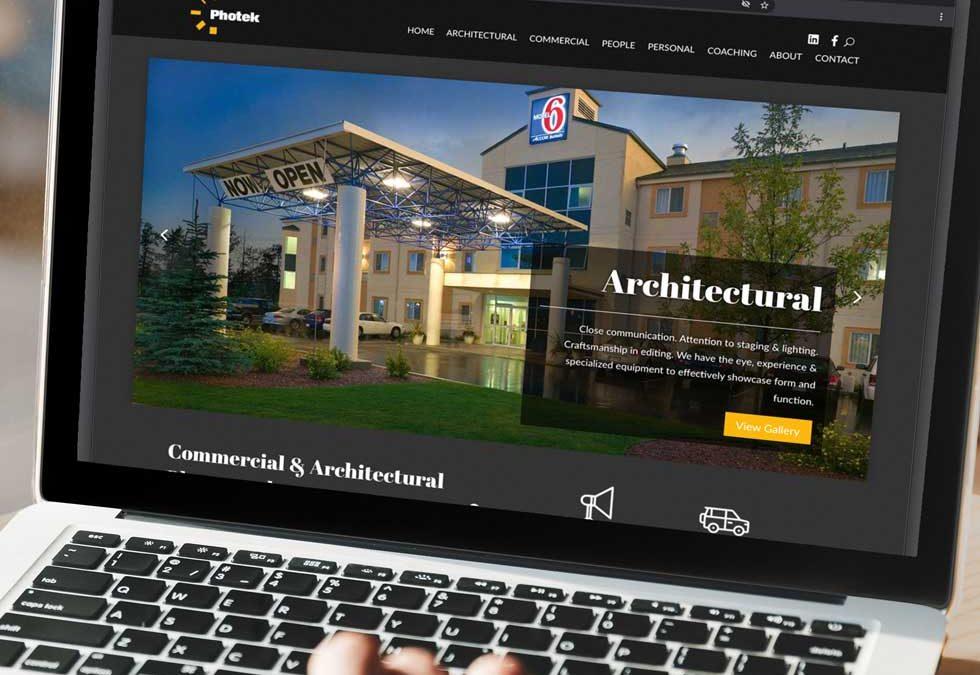 Photek Commercial Photography