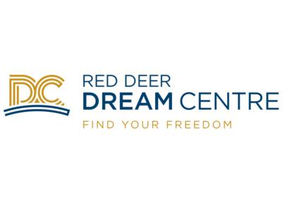 Red Deer Dream Centre logo