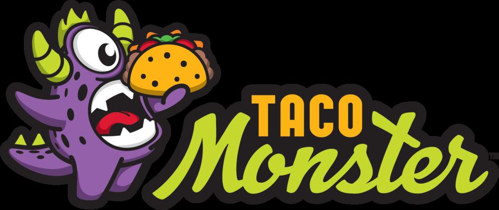 Taco Monster Logo
