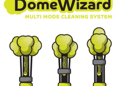 The Dotworkz Dome Wizard Modes
