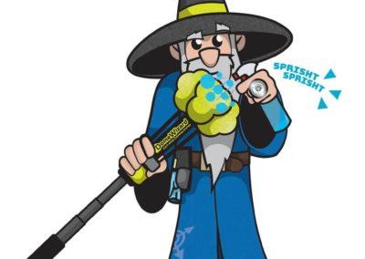 The Dotworkz Dome Wizard
